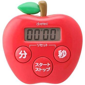 リンゴのキッチンタイマー画像