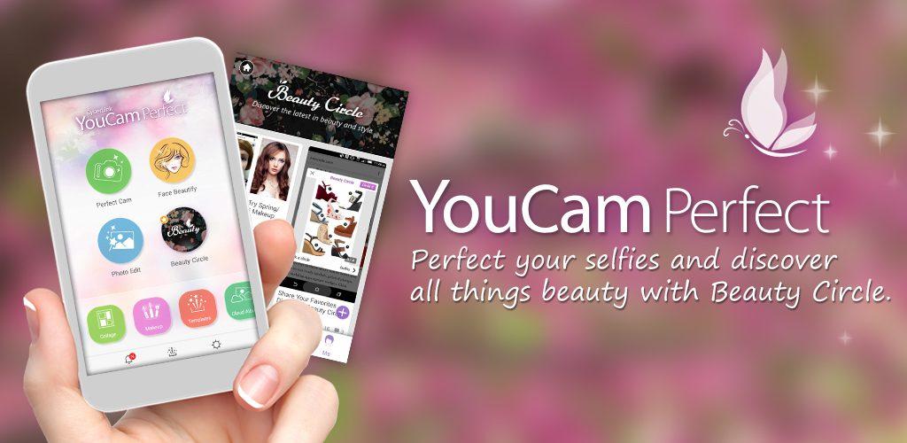 カメラ画像 youcam