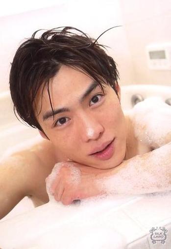 一徹の入浴シーン